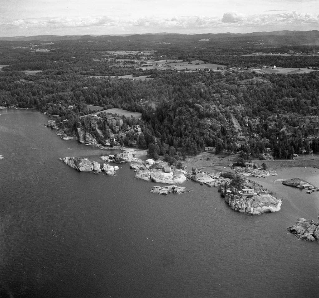 Bilde av Håkavika og Svinevika