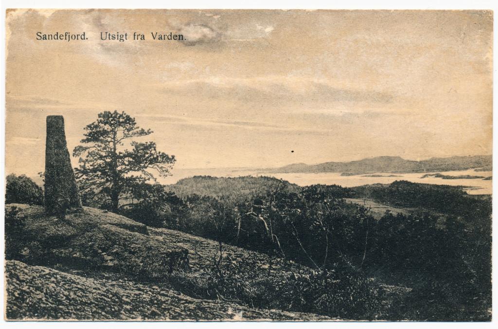 Bilde av Utsikt fra Varden