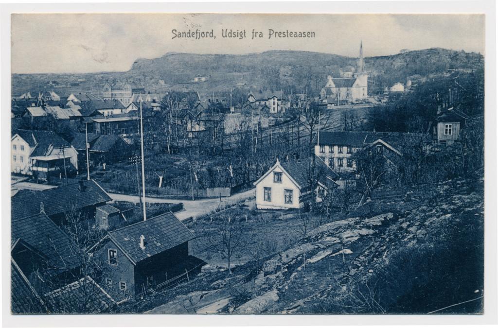 Bilde av Utsikt fra Preståsen