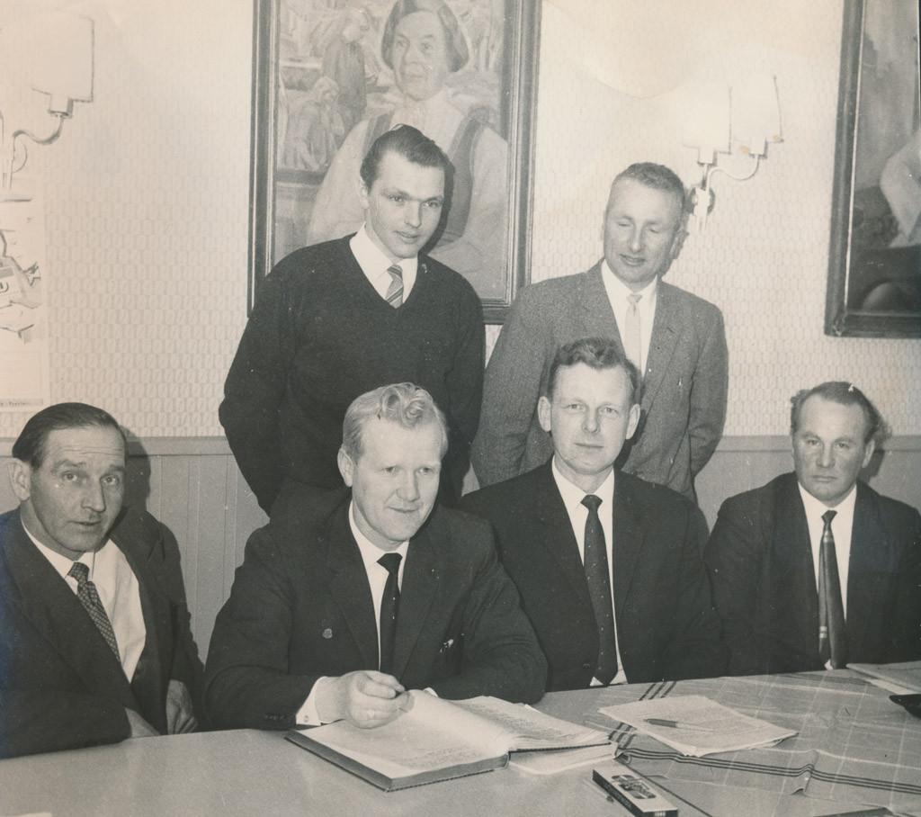 Bilde av Styret i Fiskarlaget