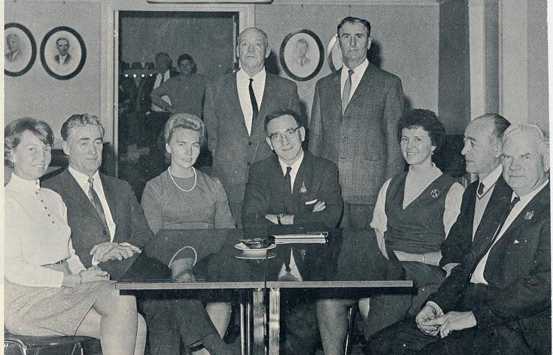 Bilde av Landets 7. frivillige silvilforsvarsforening