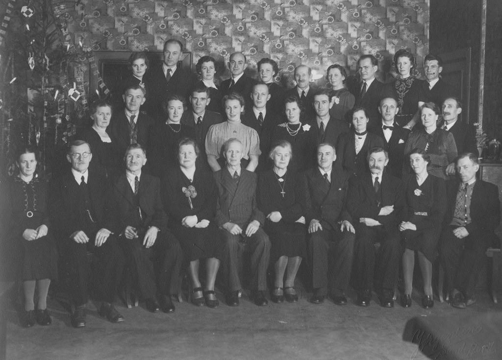 Bilde av Julefest 1943