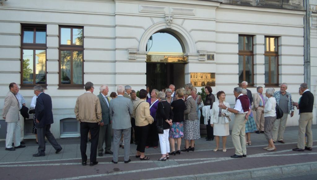Bilde av Krakow ved hotellet.