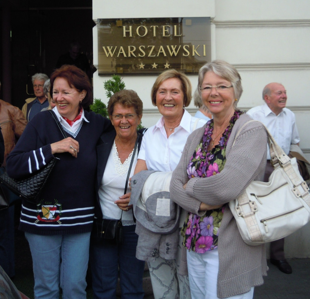 Bilde av Hotel  Warszawski i Krakow
