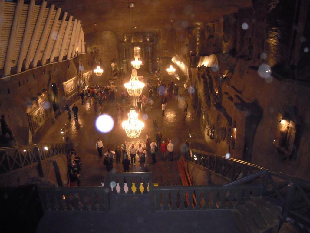 Bilde av Saltgruvene - Kirken.