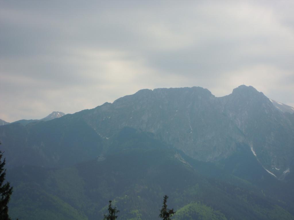Bilde av Tatra Mountains  Den sovende soldat.