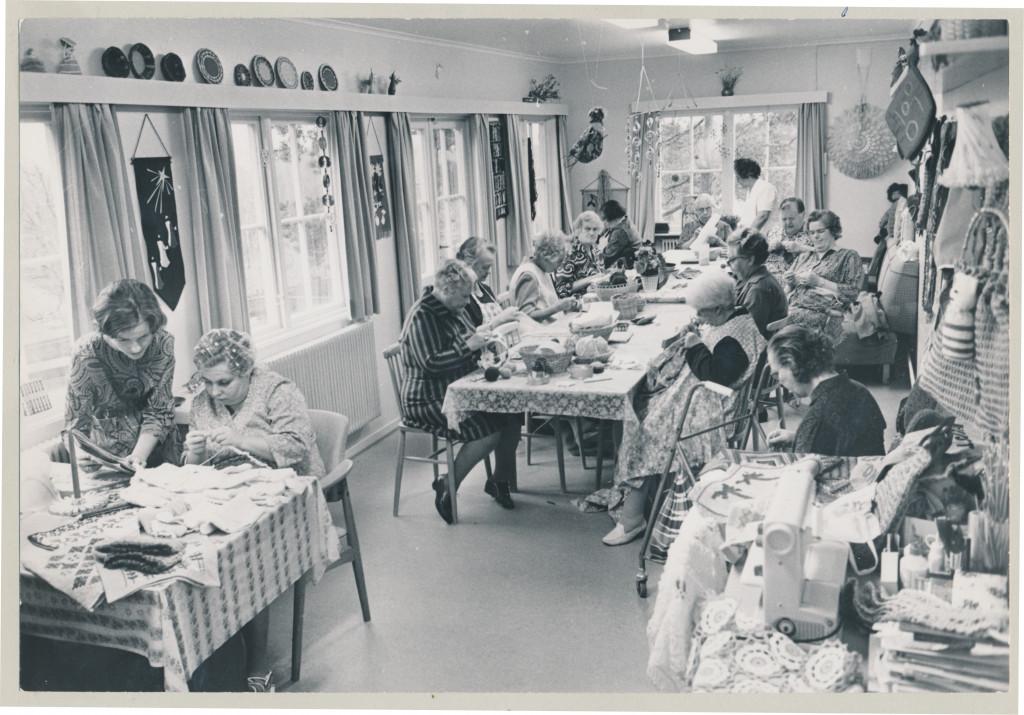 Bilde av Håndarbeidsaktivitet