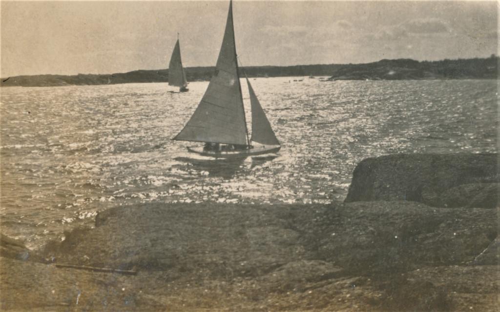 Bilde av Selibåter 1919