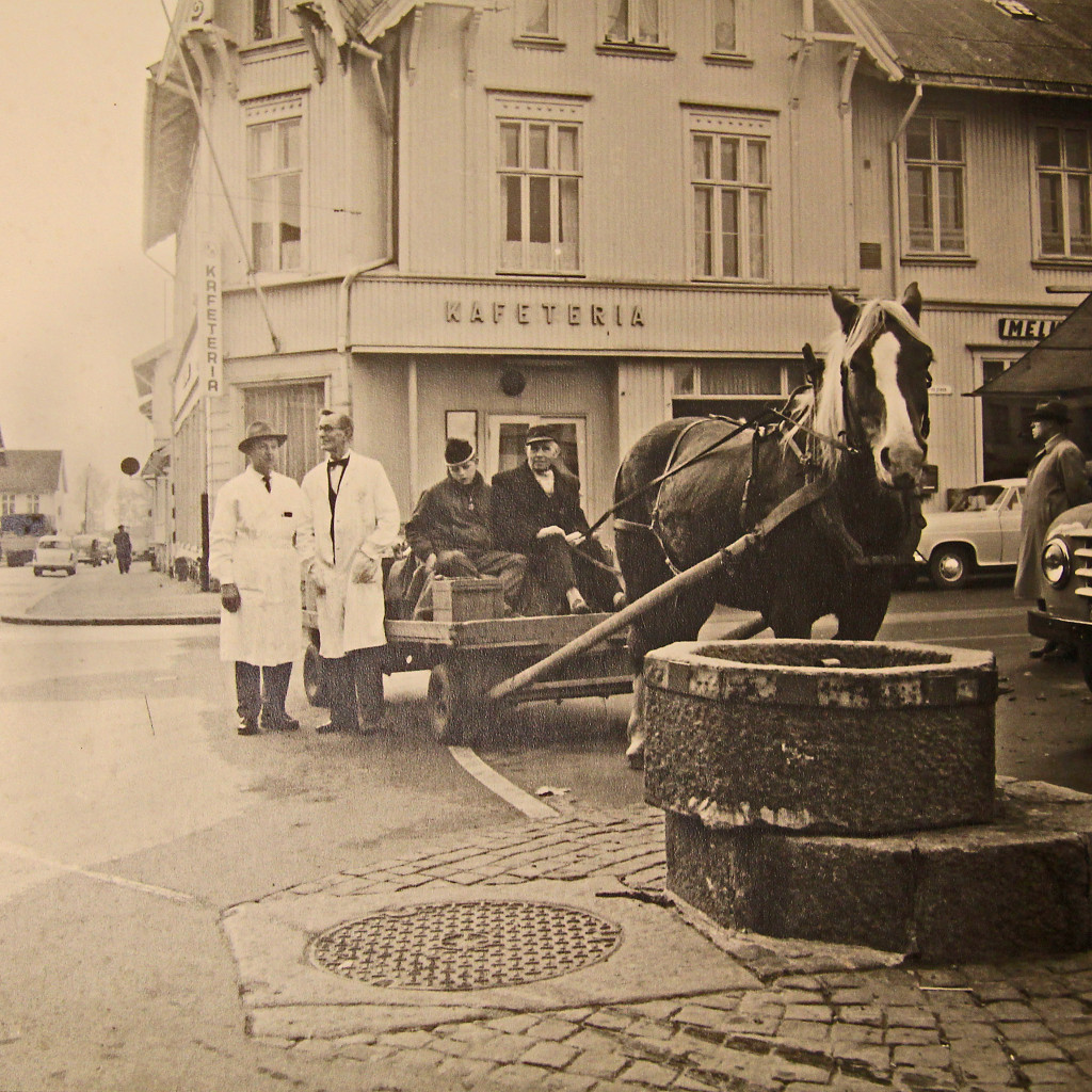 Bilde av Aagaards Plass 1