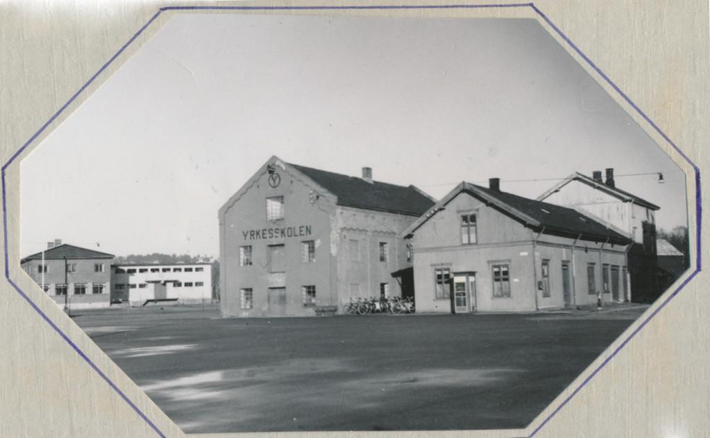 Bilde av Brygga  med Yrkesskolen