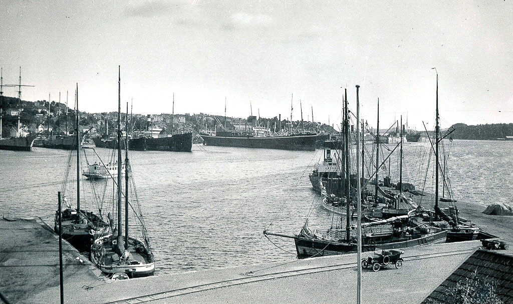 Bilde av Brygga 22  -  Havnesporet