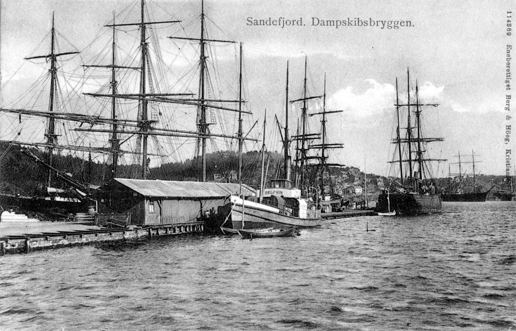 Bilde av Brygga 22  -  Dampskipsbryggen