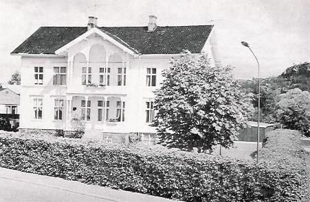 Bilde av Solvang sykehus/Bugårdsgata 21