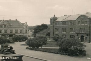 Bilde av Byparken