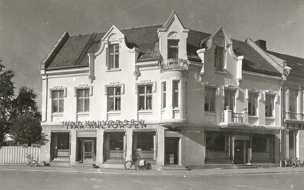 Bilde av Chr. Hvidts Plass 3