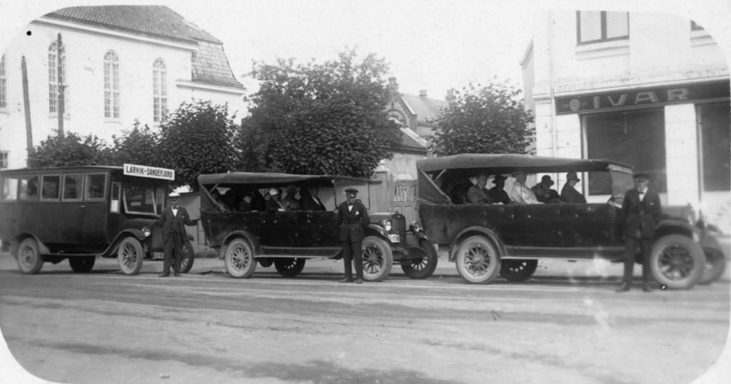 Bilde av Chr. Hvidts Plass , bussholdeplass