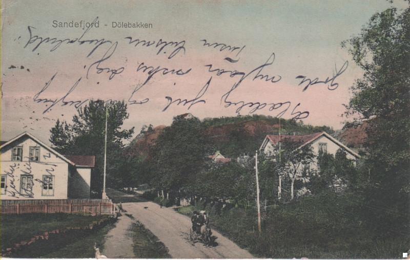 Bilde av Dølebakken - Postkort