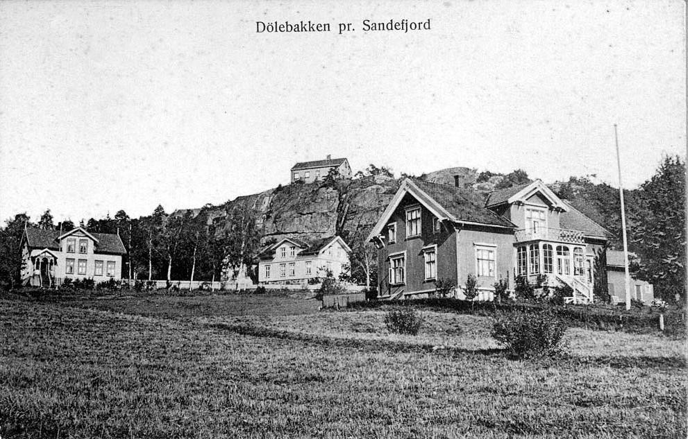 Bilde av Rett under Mølleråsen