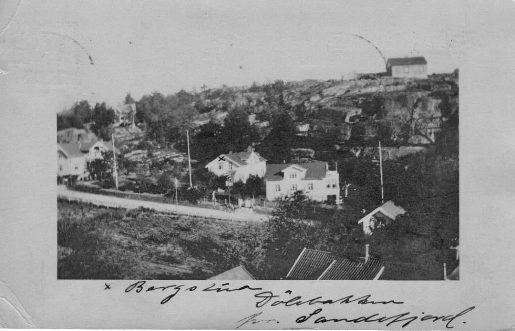 Bilde av Enda et postkort fra Dølebakken