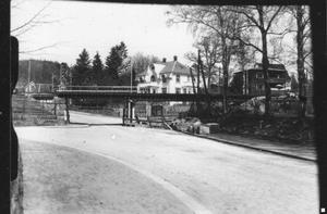Bilde av Dølebakken jernbanesabotasje
