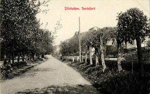 Bilde av Dølebakken, diverse postkort
