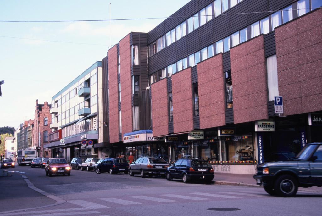 Bilde av Dronningens gate 3 - Gleditsch-bygget
