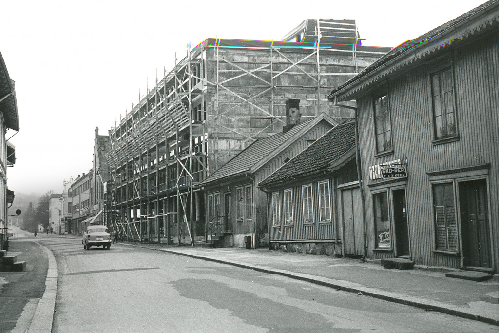 Bilde av Vesta-Hygea bygget - Dronningensgate 5
