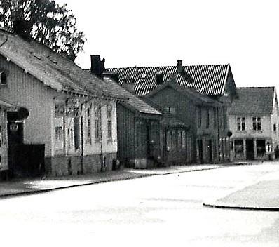 Bilde av Gammel bebyggelse - Dronningensgate 5
