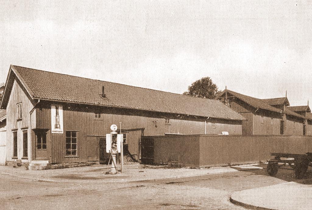 Bilde av Østlandets Bygningsartikkelkompani