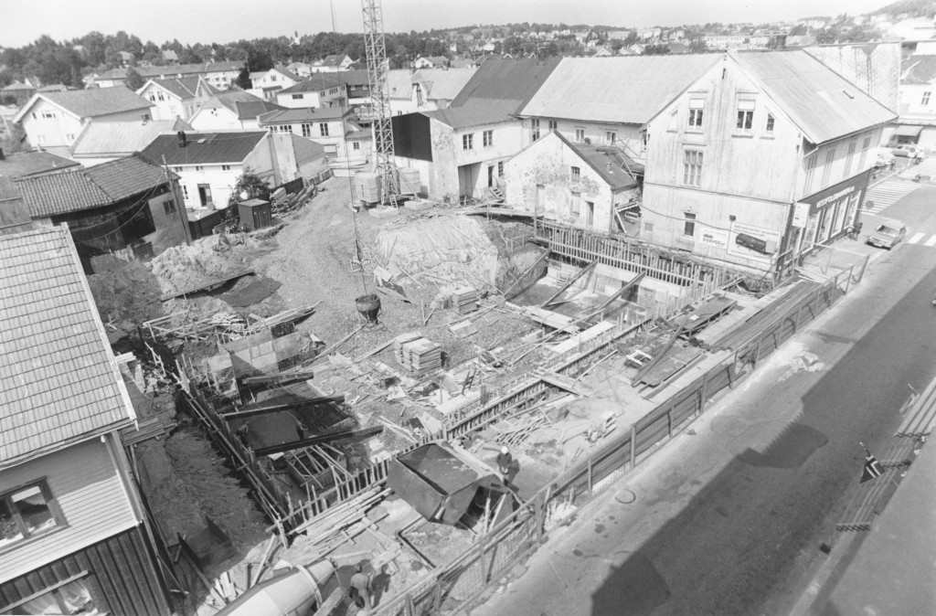 Bilde av Bygging i Dronningens gate 6