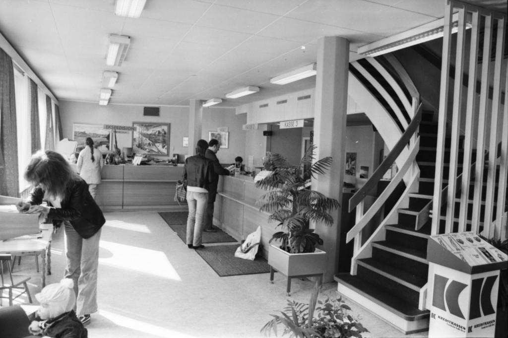 Bilde av Innflytting i Vestfoldbanken