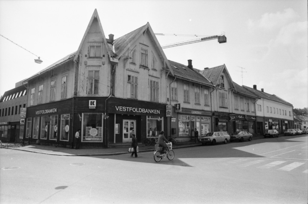 Bilde av Vestfoldbanken Dronningensgate 8