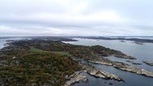 Bilde av Dronebilder av Folehavna