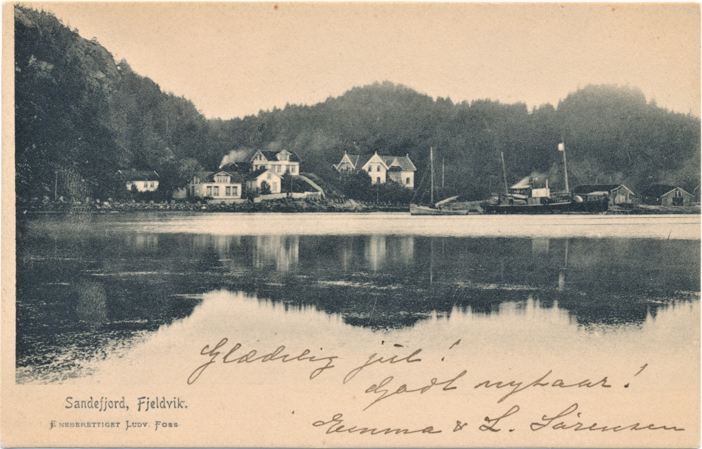 Bilde av Framnesveien - Fjeldvik