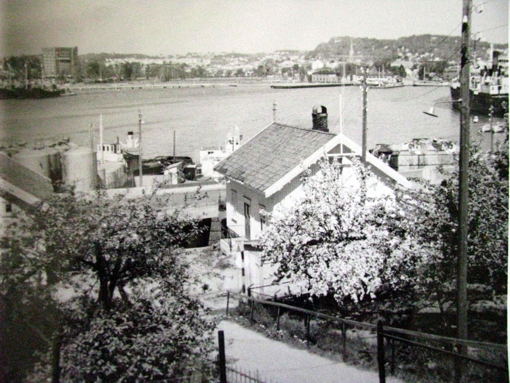 Bilde av Framnesveien 16 b - Glasgow-huset