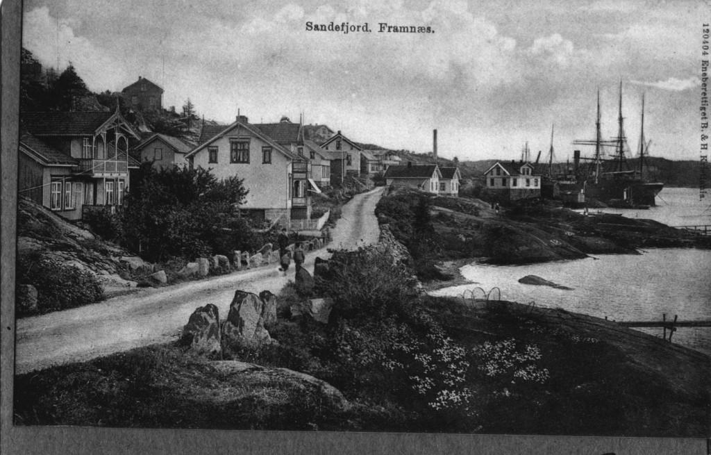 Bilde av Veien mot F.M.V.