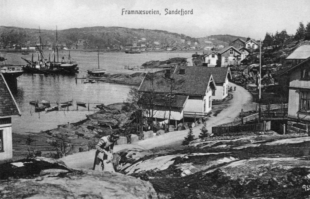Bilde av Framnesveien