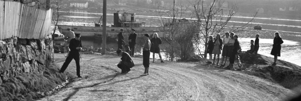 Bilde av Trafikkulykke på Framnesveien
