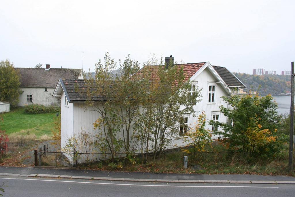 Bilde av Privatboligen til Anton Gjelstad / Framnesveien 37