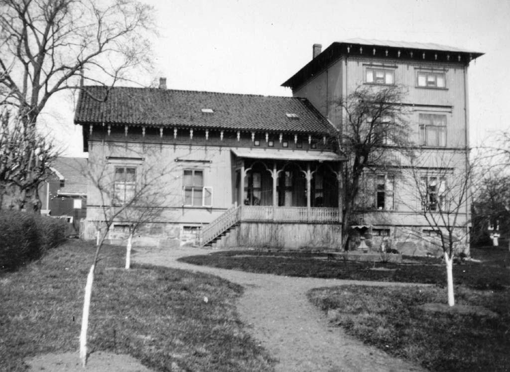 Bilde av Hovedbygning på Vestre Freberg