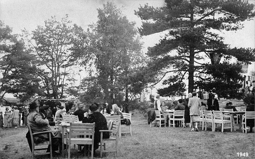 Bilde av Arrangement på Granholmen
