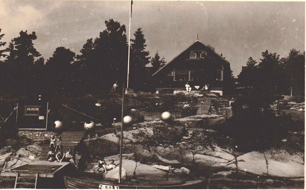 Bilde av Båtstangveien 86 Lofterød - Johan Mørks sommerbolig