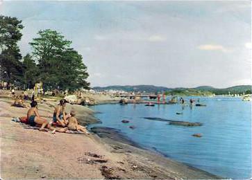 Bilde av Granholmen - Strandliv