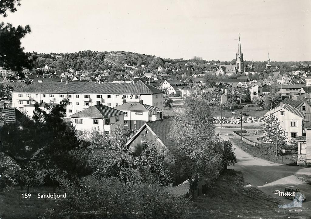 Bilde av Høsts gate og Pukkestad