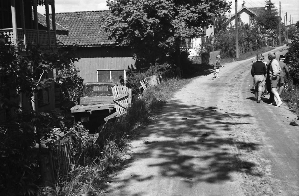 Bilde av Haneholmveien 33 - utforkjøring