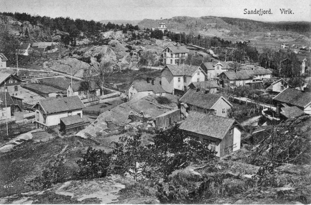 Bilde av Haneholmveien