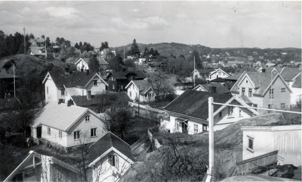 Bilde av Hanholmveien 4 - Virik, sett mot nordøst.
