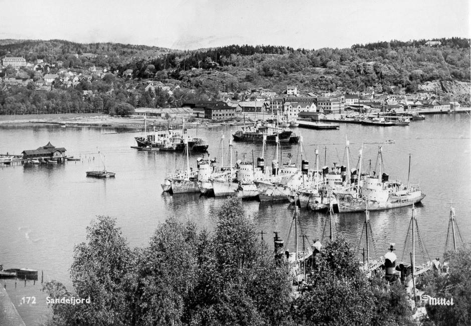 Bilde av Hvalbåter i opplag