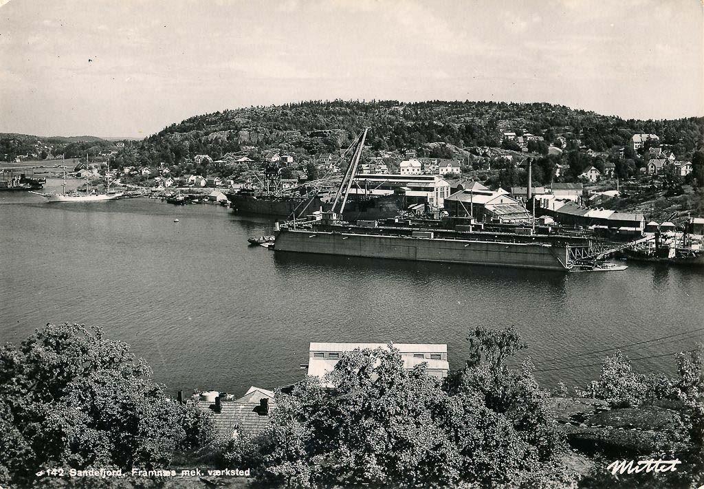Bilde av Framnæs Mek. Værksted