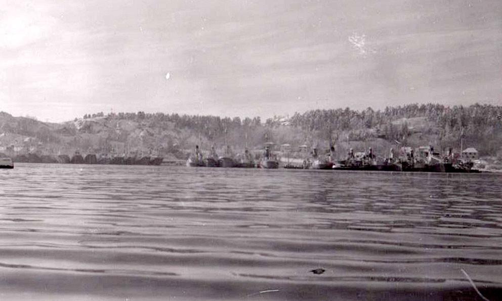 Bilde av Hvalbåter i sommeropplag